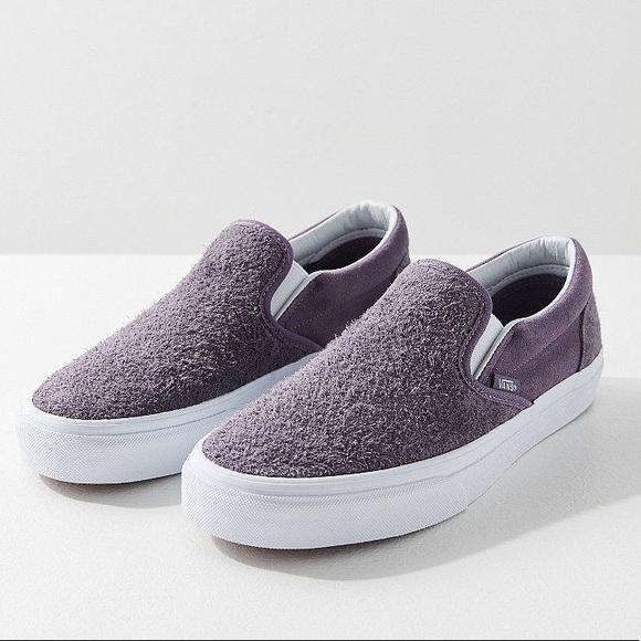 Vans Shoes | Vans Hairy Suede Classic